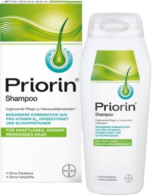 Priorin Shampoo für kraftloses dünner werdendes Haar