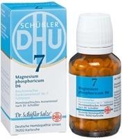 Biochemie DHU 7 Magnesium phosphoricum D6