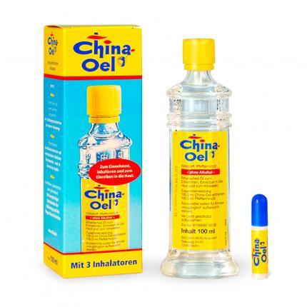 China-Öl