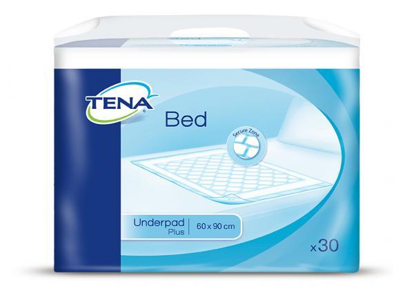 TENA Bed Krankenunterlagen Plus 60x90cm
