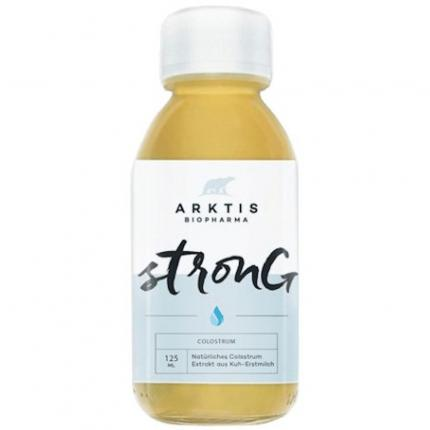 ARKTIS BIOPHARMA strong
