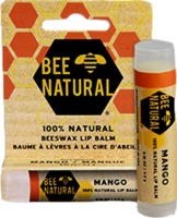 BEE Natural Lippenpflege-Stift Mango