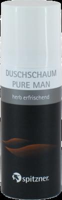 SPITZNER Duschschaum Pure man