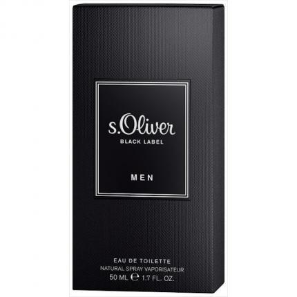 s.Oliver BLACK LABEL MEN EDT
