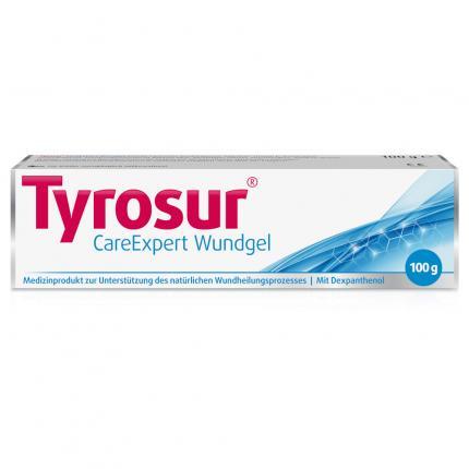 Tyrosur Careexpert Wundgel