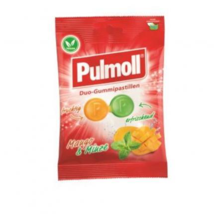 PULMOLL DUO GU MANGO+MINZE