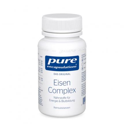 Pure Encapsulations Eisen Complex Kapseln