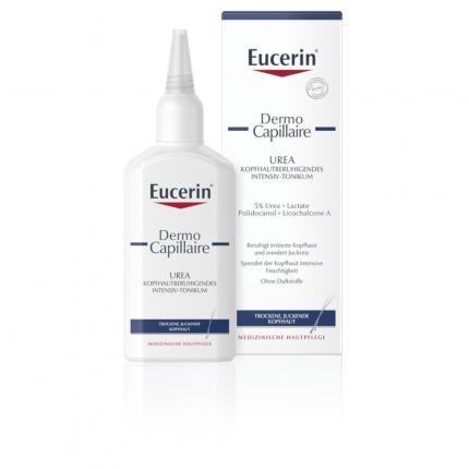 Eucerin DermoCapillaire Kopfhautberuhigendes Urea Intensiv-Tonikum
