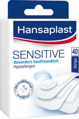 Hansaplast SENSITIVE Strips