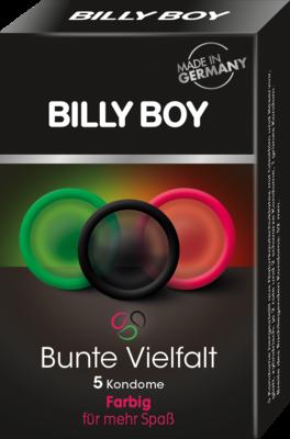 BILLY BOY bunte Vielfalt ZIG