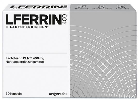 LFERRIN 400 LACTOFERRIN CLN