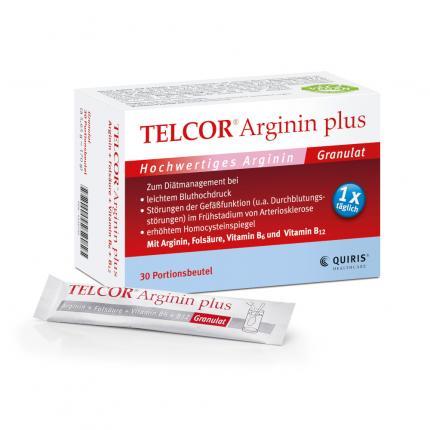TELCOR Arginin plus Granulat