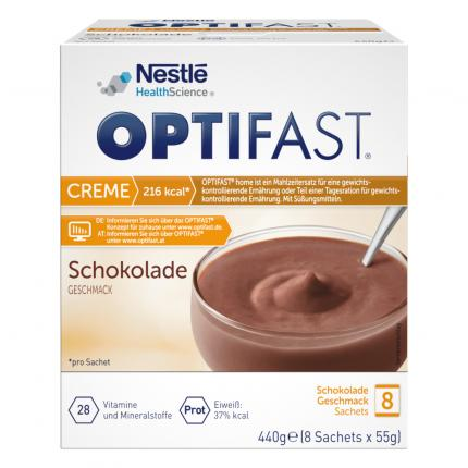 OPTIFAST Creme Schokolade