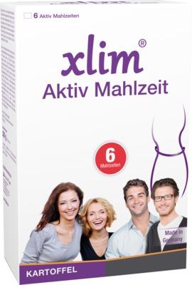 XLIM Aktiv Mahlzeit Kartoffel Pulver