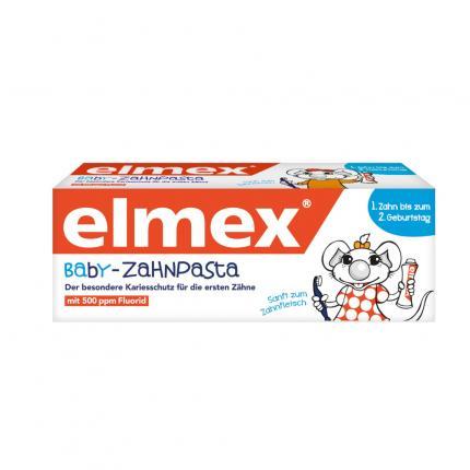 elmex Baby-Zahnpasta