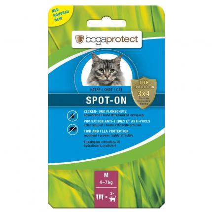 bogaprotect Spot-On Katze M