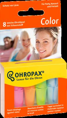 OHROPAX color Schaumstoff Stöpsel